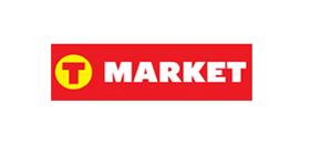 Logo T market